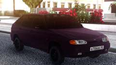 ВАЗ 2114 Темный для GTA San Andreas