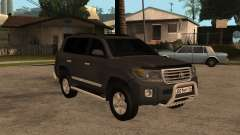 Toyota Land Cruiser Original для GTA San Andreas