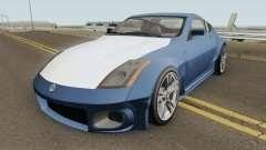 Annis ZR380 GTA V IVF для GTA San Andreas