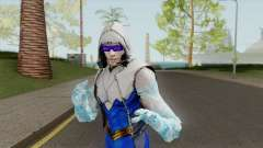N52 Captain Cold From DC unchained для GTA San Andreas
