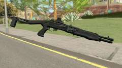 Contract Wars SPAS-12 для GTA San Andreas