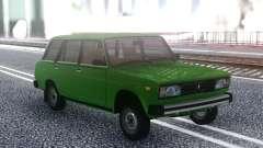 ВАЗ 2104 Зеленый для GTA San Andreas
