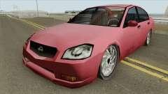 Nissan Altima (SA Style)
