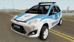 Ford Fiesta Sedan 2010 (Ronda Escolar PMBA) для GTA San Andreas