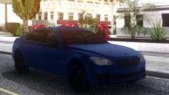 BMW 750Li CLR LUMMA для GTA San Andreas