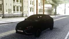 Lada Vesta Stock Sedan для GTA San Andreas