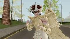 Pegasus Seiya In Sagittarius Golden Armor для GTA San Andreas