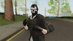 Skin Random 164 (Outfit Heist) для GTA San Andreas