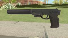 SR1M Pistol Suppressed для GTA San Andreas