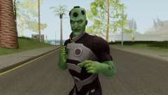 Brainiac From DC Legends V1 для GTA San Andreas