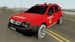 Dacia Duster Pompierii 2016 для GTA San Andreas