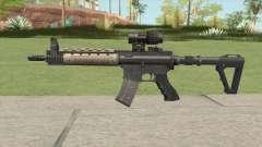 GDCW LR300 Rifle AimPoint для GTA San Andreas