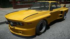 Ubermacht Zion Classic LM No Liveries Version для GTA 4