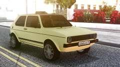 Volkswagen Polo Hatchback для GTA San Andreas