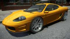 LaTurismo v3 для GTA 4