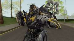 Transformers Bumblebee AOE MK1 для GTA San Andreas