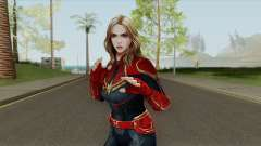 Marvel Future Fight - Captain Marvel (Movie) для GTA San Andreas