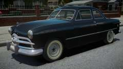 Ford Business Coupe 1949 для GTA 4
