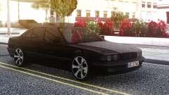 BMW 740i E38 BLACK для GTA San Andreas