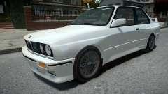 BMW M3 E30 Stock Rims для GTA 4