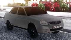 ВАЗ 2170 Серый для GTA San Andreas