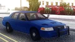Ford Crown Victoria Classic Blue для GTA San Andreas