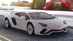 Lamborghini Aventador S для GTA San Andreas