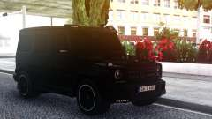 Mercedes-Benz G55 AMG BLACK