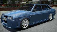 ВАЗ 21099 Любера Тюнинг для GTA 4