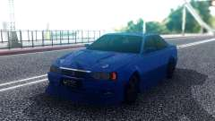 Toyota Chaser Blue Sedan для GTA San Andreas