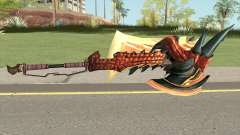 Monster Hunter Weapon V4 для GTA San Andreas