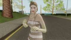 Female Random Skin 2 From GTA V Online для GTA San Andreas