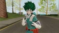Izuku Midoriya (Jump Force) для GTA San Andreas