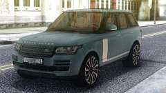 Range Rover SVA Classic для GTA San Andreas