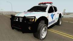 Mitsubishi L200 Receita Federal для GTA San Andreas