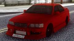 Toyota Chaser JZX 100 Red для GTA San Andreas