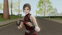 Ada RE2 Remake (Classic Outfit) Meshmod для GTA San Andreas