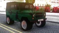 УАЗ 469 из видео Паши Пэла для GTA San Andreas