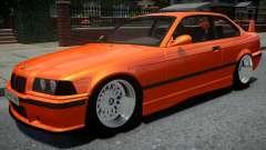 BMW M3 E36 Orange для GTA 4