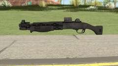 Binary Domain - HIG-S8 Shotgun для GTA San Andreas