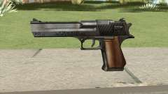 Desert Eagle Black GTA IV для GTA San Andreas