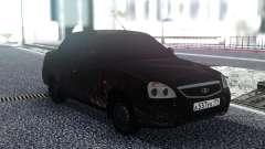 ВАЗ 2170 Грязная для GTA San Andreas