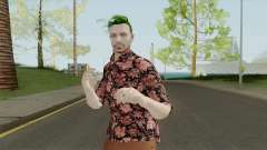 GTA Online Skin 2 HQ для GTA San Andreas