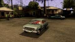 ВАЗ 2101 Сток Оригинал для GTA San Andreas