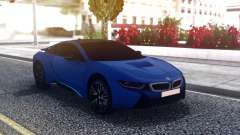 BMW i8 Supercar для GTA San Andreas
