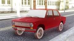 ВАЗ 2101 Высокие Колеса для GTA San Andreas