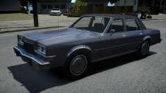 Dodge Diplomat 1983 для GTA 4