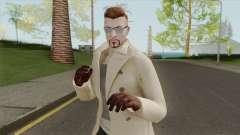 Male Random Skin 3 From GTA V Online для GTA San Andreas