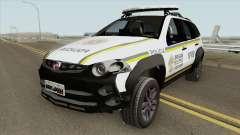 Fiat Palio Weekend - Nova Pintura для GTA San Andreas