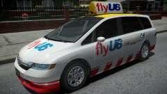 Honda Odyssey FlyUS 2006 для GTA 4